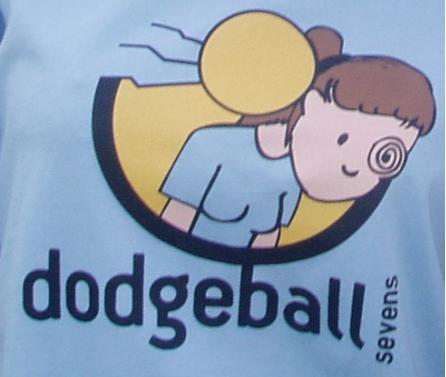 Competición de ¨dodgeball¨ entre clases