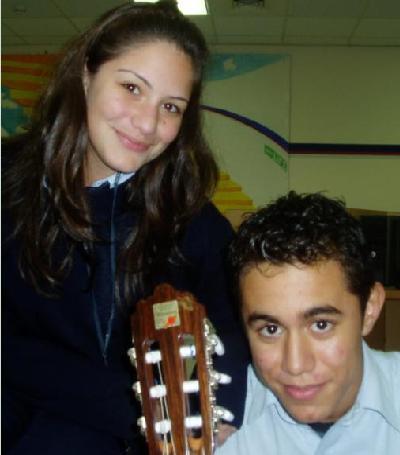 Hispanohablantes en DAA – Chris Tyson, estudiante de grado 11.