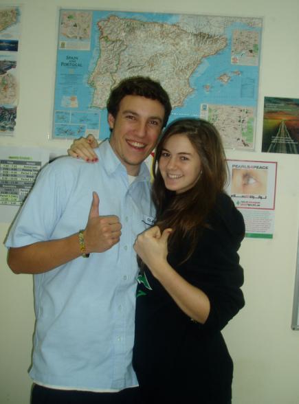 Hispanohablantes en DAA - Chiara, estudiante de grado 11