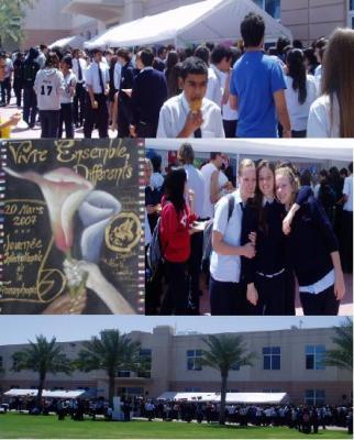 La fête de la francophonie en DAA -  « Vivre ensemble, différents » - 20 Mars