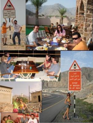 Miércoles 4 de Abril – Viaje a Omán
