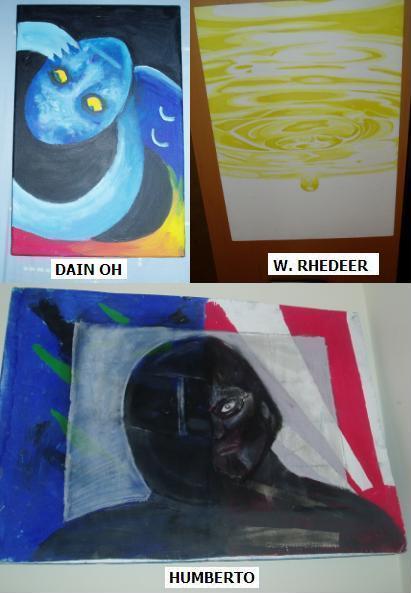 Piezas de mi colección de arte  ;-)