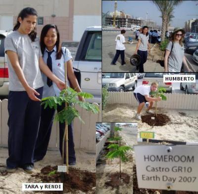 22 de abril – Día de la Tierra en DAA... y en el mundo